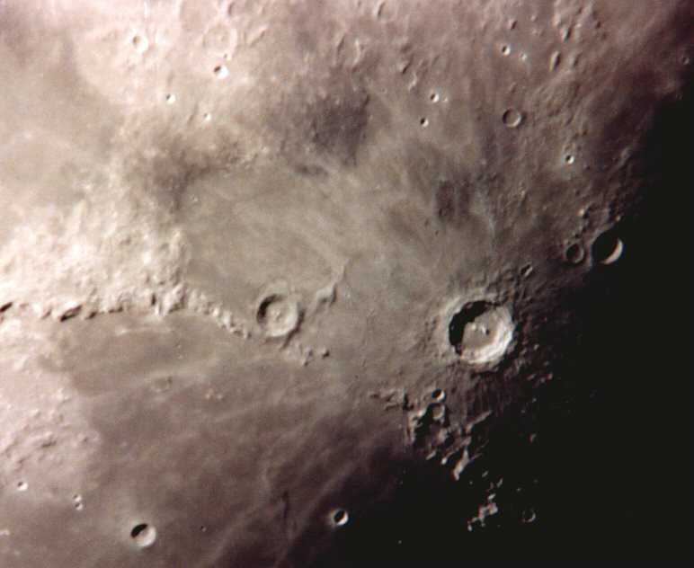 Crater copernicus dating ariane cheats